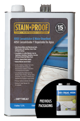 40sk consolidator & water repellent